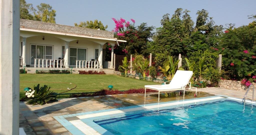 best resort in Ranakpur